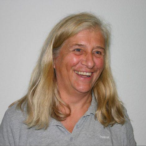 Portrait von Liliane Dupuis